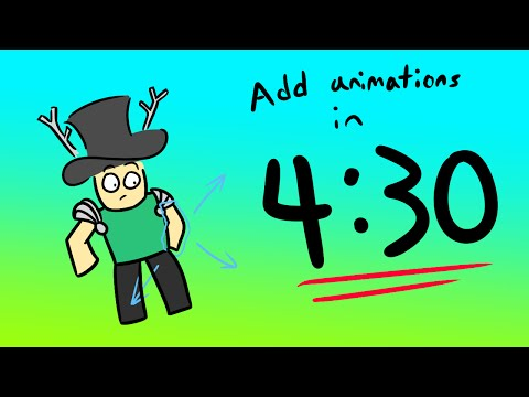 Follow all steps! ] TUTORIAL: How to add Animations to Your