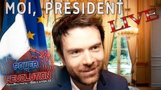 Moi, Président / Live - Let's play Geo-Political Simulator 4