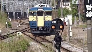 しなの鉄道115系横須賀色001