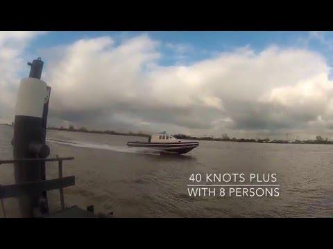 Aluminium workboat Alunautic Sar 12.00