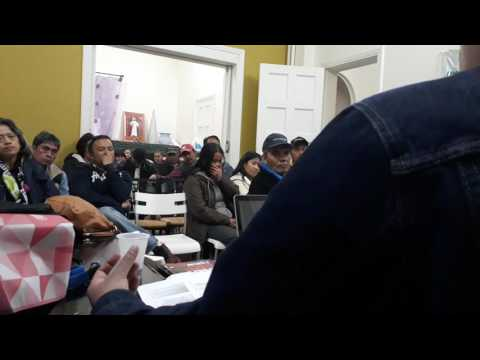 Athens KASAPI Hellas & iDEFEND Human Rights Forum with Filipino Migrants PART2