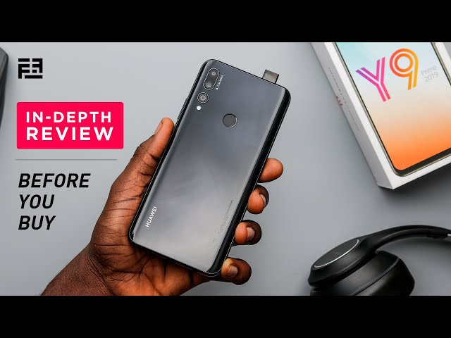 Huawei Y9 Prime 2019 Unboxing and Review!