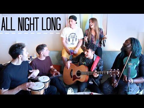 All Night Long ft. DSharp, Zach Matari & Ellevan