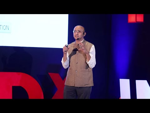 How can we cure chronic diseases? | Rajesh Gokhale | TEDxJMI