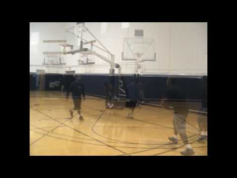 Ray Penn and Tommy Mason Griffin Workout