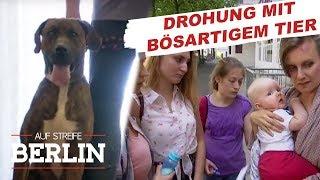 Familienkrise: Vater hat Frauen unter Kontrolle | Auf Streife - Berlin | SAT.1 TV