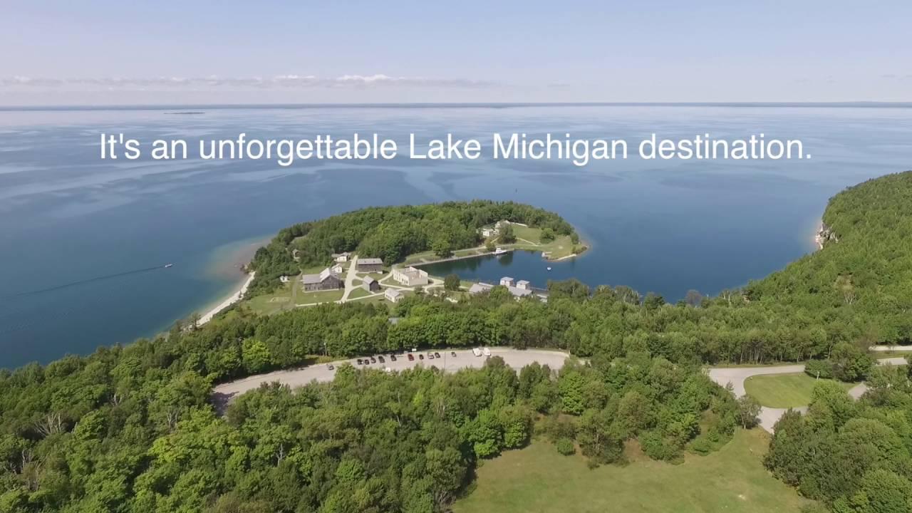 Fayette Historic State Park - Michigan