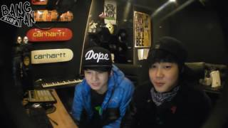 [ENG] 130212 Jungkook & Jimin's Log