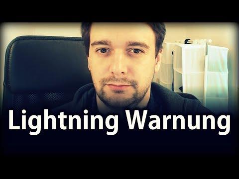 Lightning ist eine technologische Sackgasse  | Meine Meinung