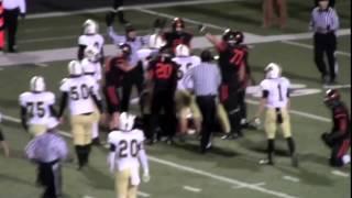 Highlights - Pleasant Grove Hawks vs Gilmer Buckeyes - Nov 14, 2014