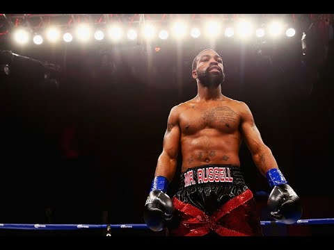 THE FASTEST MAN ALIVE | GARY RUSSELL JR HIGHLIGHTS - YouTube