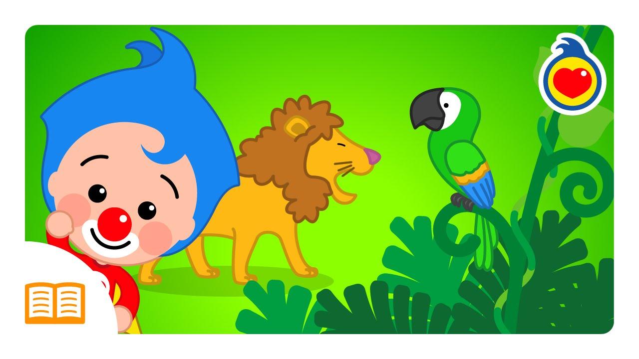 Dibujos Animales De La Selva Bebes Buscar Con Google Arte