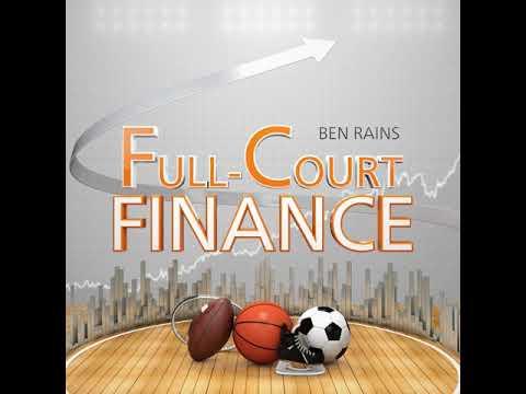 Sports Gambling Update, New ESPN Boss, & NCAA Financials
