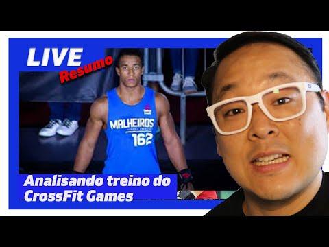 Resumo Live | analise Malheiros, Erro em prova do games, respondendo com...
