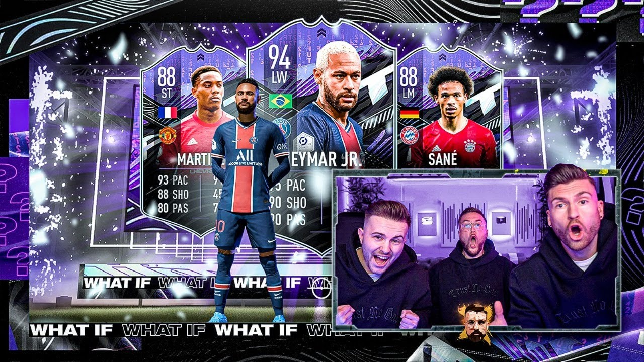 FIFA 21: WHAT IF EVENT + PRIME ICON MOMENTS PACK OPENING ESKALATION ft. GamerBrother😱🔥