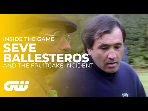 Seve Ballesteros and the Fruitcake Incident | Golfing World