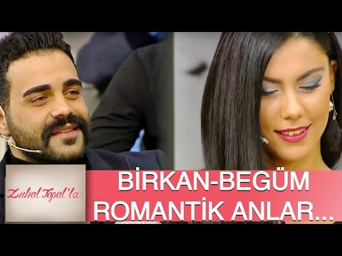 Zuhal Topal'la 111. Bölüm (HD) | Begüm ve Birkan Arasında Romantik Dakikalar...