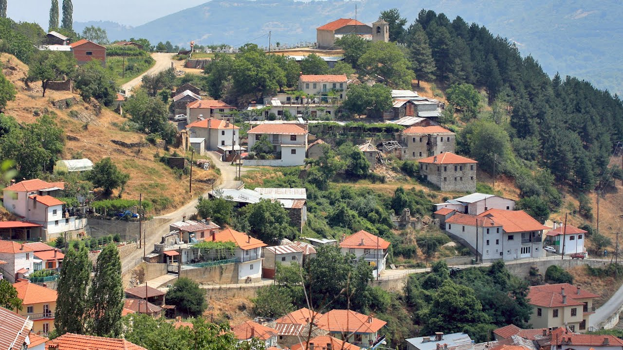 Download Polipotamos - Neret - Florina - Makedonia