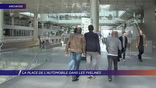 Yvelines | La place de l'automobile dans les Yvelines