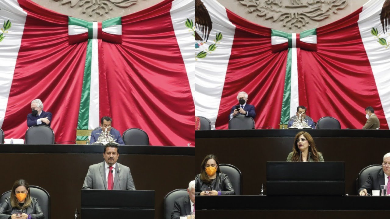 Download Dips. Roberto López y Nelida Sabrina / Comparecencia del Srio. de Agricultura y Desarrollo Rural.
