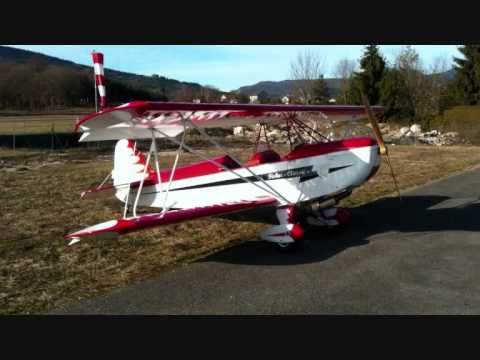 Fisher Classic, First Flight In 2011