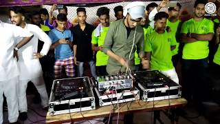 Dj Vaibhav In The Mix at Wadalyacha Rajkumar Patpujan 2018 dj