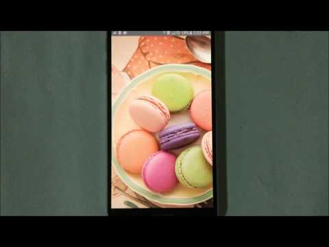 Thesis Demo: Food Recognition and Calorie Estimation Android Application