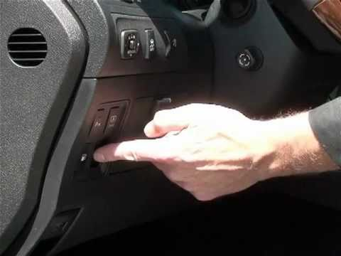How To Operate The Trunk Valet Switch Lexus Of