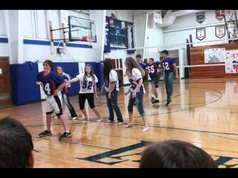 Pepin High School Freshmen Homecoming Dance 2013
