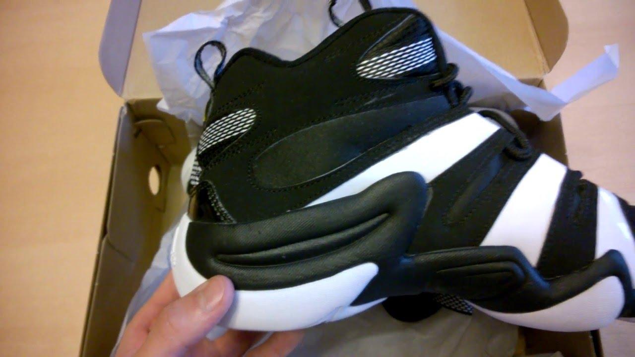 wholesale dealer 05185 f4920 Unboxing butów shoes Adidas Crazy 8 G21939
