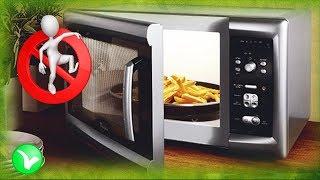 микроволновая печь – вред или польза? Мнения ученых разделяются.