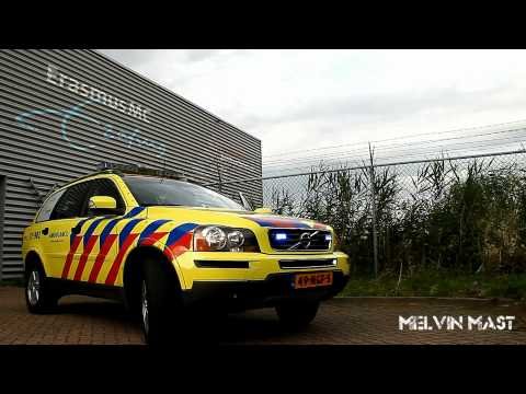 ANWB Medical Air Assistance Lifeliner 2 Rotterdam The Hague Airport MMT Traumacentrum Zuid West NL