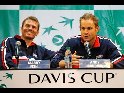 Roddick Returns - Mardy Fish On Anxiety - Players React To Tweets