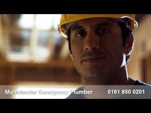Emergency Plumber in Manchester   Call 0161 850 0201