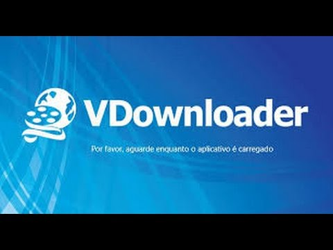 vdownloader em portugues com serial