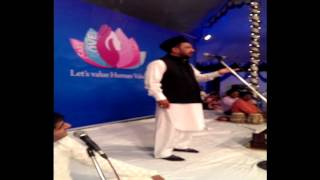 Ahmadiyya Moulvi Kaleem Khan Speech at Nirankari Sat Samagam Bangalore