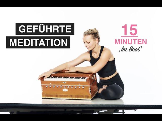 15 min. Geführte Meditation| Pausenfüller, Entspannung, Konzentration, Kraft & Abstand| YinYangYoga