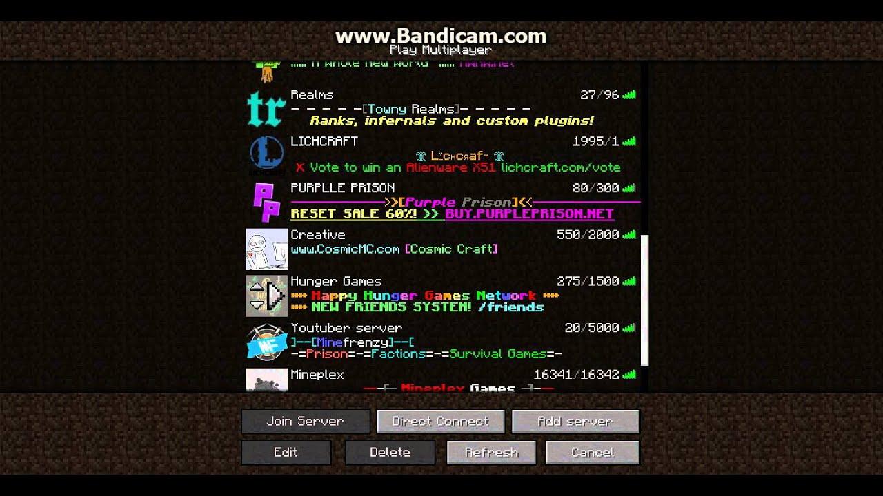 mineplex ip server