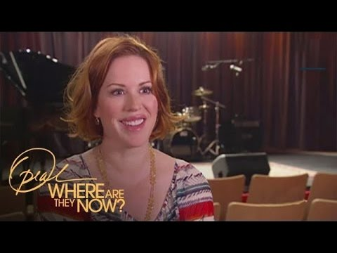The Truth About Molly Ringwald's Teenage Years | Where Are They Now? | Oprah Winfrey Network