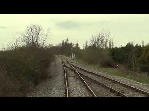 Bletchley Flyover Cab ride Part 1