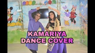 Kamariya – Mitron Dance Choreography | Jackky Bhagnani| Kritika Kamra| Darshan Raval | DJ Chetas |