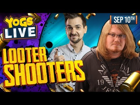 BORDERLANDS 2! - Looter Shooters w/ Lewis, Duncan, Harry & RyanCentral - 10/09/19