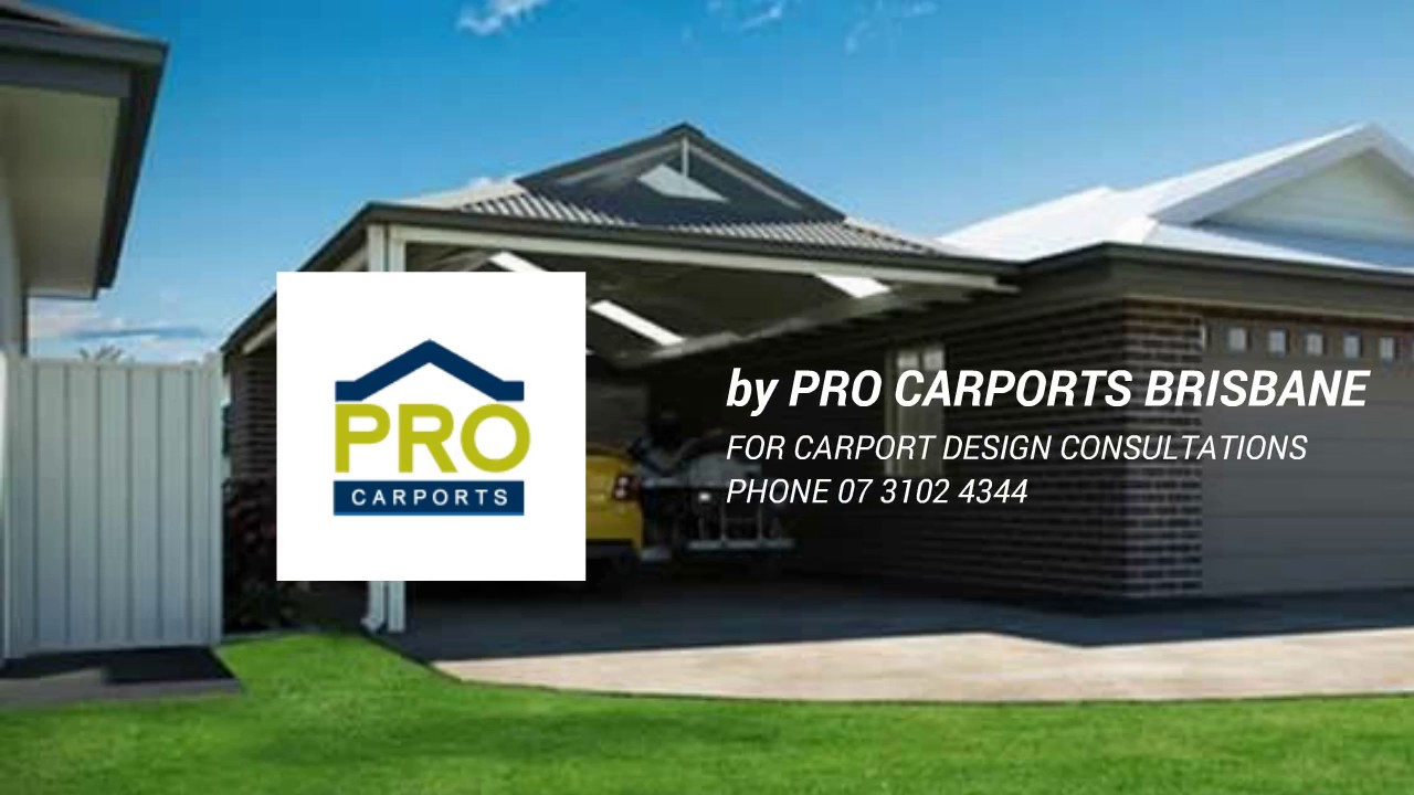 Carport Design Ideas | Roofing and Materials - YouTube