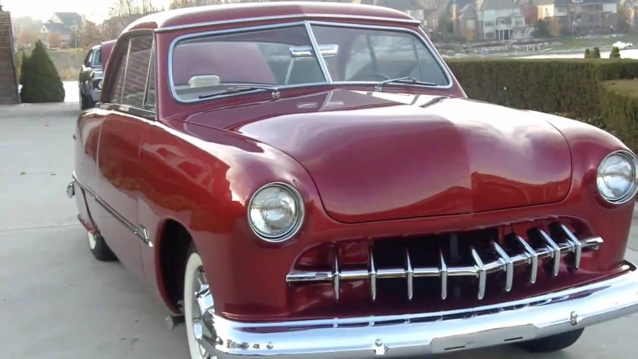 1951 victoria hard top street rod classic muscle car for for Vanguard motors for sale
