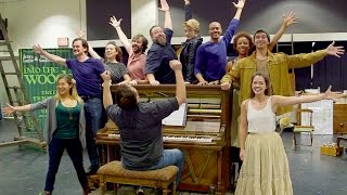 Into the Woods National Tour Offers a Rehearsal Sneak Peek(, 2016-11-10T22:22:15.000Z)