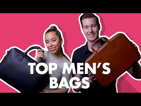 Top Men's Briefcases/Messenger Bags For 2019