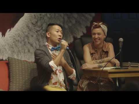 Trailer Trash Talent Revue - Kevin Yee sings 'VEGAN GIRL'