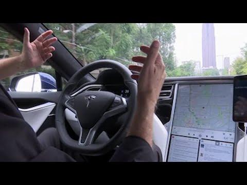 Atlanta Testing Autonomous Vehicle Technology