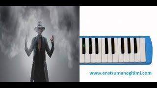 Melodika Eğitimi - Willy William EGO Melodika Resimi