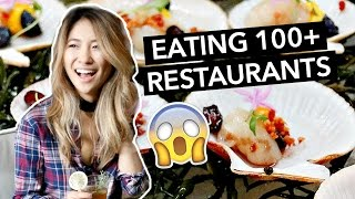 EATING 100+ RESTAURANTS | Eat Drink SF 2016!
